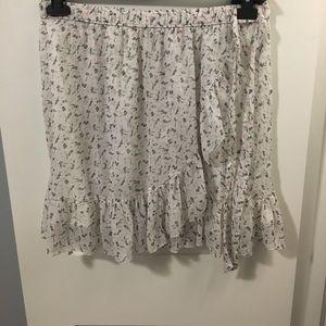 Abercrombie & Fitch flowy skirt